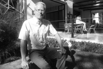 """El reto es empoderar a la gente"": RexBurkholder"