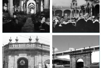 Mercado Corona. Por la reconstrucción del patrimonio etnográfico deGuadalajara.