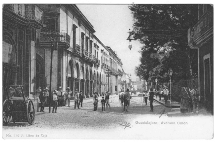 Juan Kaiser y las postales de la Guadalajaradesaparecida