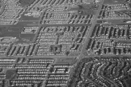 Desarrollo suburbano oportunista