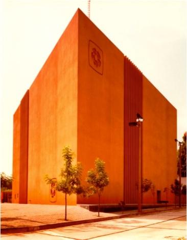 Centro Financiero Banamex. Guadalajara. 1978