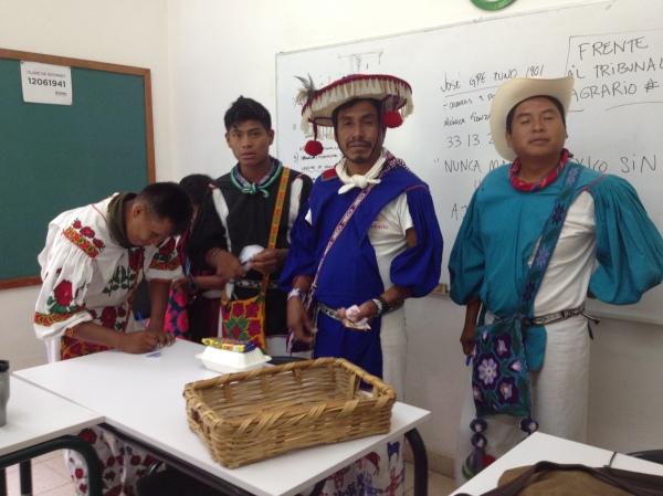 Huicholes 1