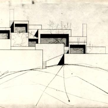 Santa Lucia proyecto 1969