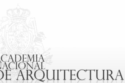 LA ACADEMIA NACIONAL DEARQUITECTURA