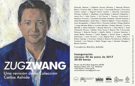 ZUGZWANG Una revisión de la Colección CarlosAshida